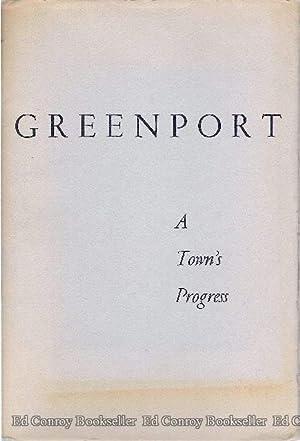 Greenport A Town's Progress: James, Henry M.