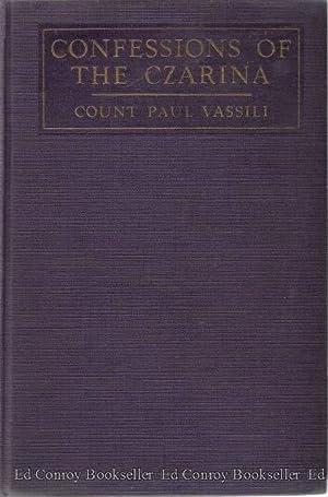 Confessions of the Czarina: Vassili, Count Paul