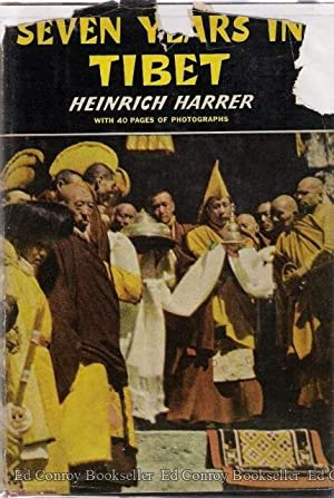 Seven Years in Tibet: Harrer, Heinrich (Richard Graves, Trans.)