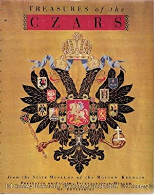 Treasures of the Czars from the State Museums of the Moscow Kremlin: Hancock, Ralph Editor