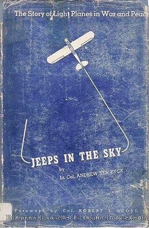 Jeeps In The Sky The Story of: Ten Eyck, Lieut.