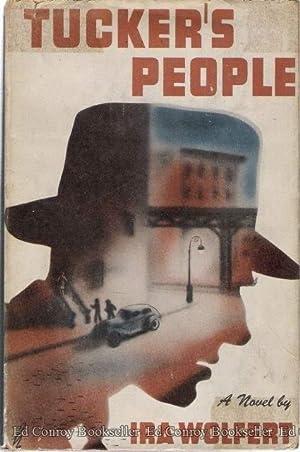 Tucker's People: Wolfert, Ira