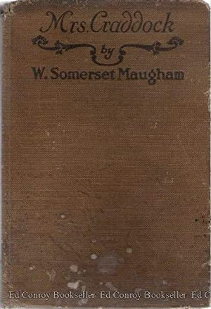 Mrs. Craddock: Maugham, W. Somerset