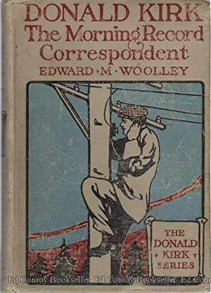 Donald Kirk The Morning Record Correspondent: Woolley, Edward Mott