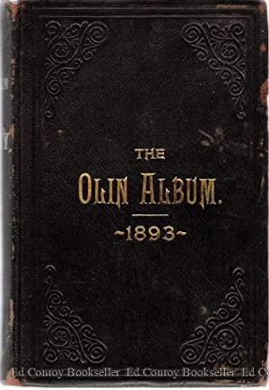 A Complete Record of the John Olin Family The first of that name who came to America in the year A....