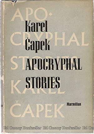Apocryphal Stories: Capek, Karel