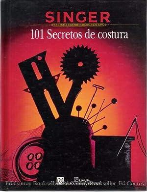 Singer Biblioteca De Costura 101 Secretos de costura: Author Not Stated