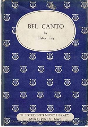 Bel Canto and The Sixth Sense A: Kay, Elster M.