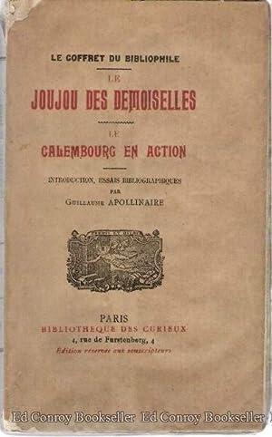 Le JouJou Des Demoiselles Calembourg en Action: Apollinaire, Guillaume