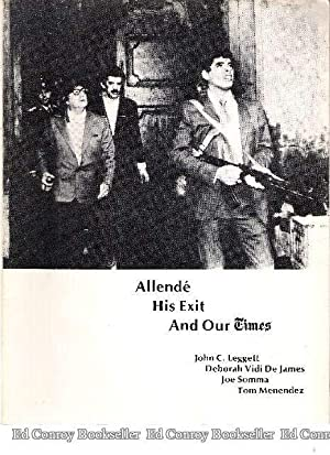 "Allende, His Exit, and Our ""Times""- Seven Stages The Natural History of a Counter ..."