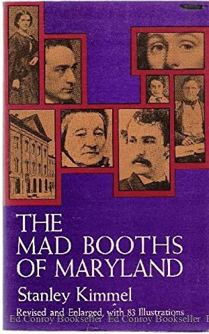 The Mad Booths of Maryland: Kimmel, Stanley