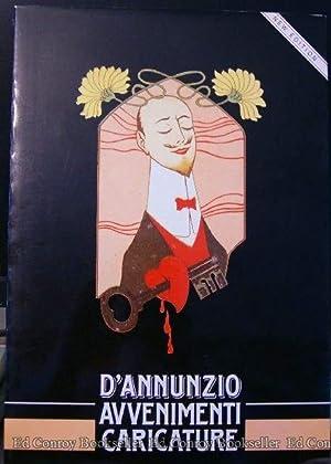 Rassegna Di Caricature A Soggetto Dannunziano in Occasione Del: Ledda, Elena