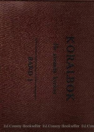 Koralbok for Svenska Kyrkan: Engberg, Arthur