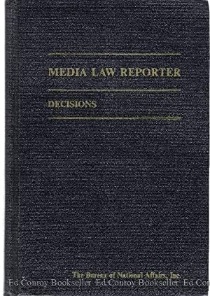 Media Law Reporter: Stewart, John D. (Editor In Chief)