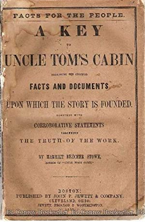 A Key To Uncle Tom's Cabin Presenting the Original Facts and Documents Upon Which The Story is...