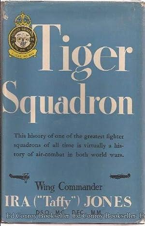 "Tiger Squadron The Story of 74 Squadron,: Jones, Ira (""Taffy"")"