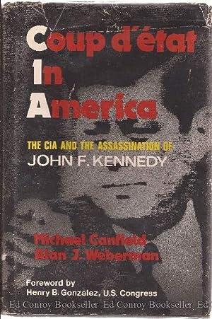Coup d'etat In America (JFK Assassination): Canfield, Michael &