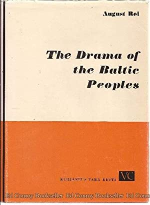 The Drama of the Baltic Peoples: Rei, August (Eugene Lyons, Preface)