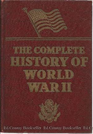 The Complete History of World War II ***4 VOLUMES***: Miller, Francis Trevelyan