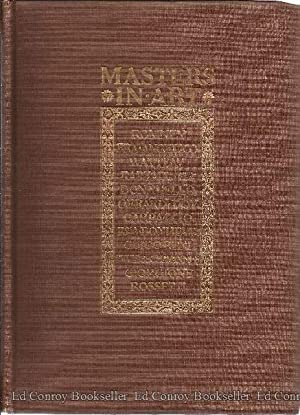 Masters in Art Volume 4 A Series: Author Not Stated