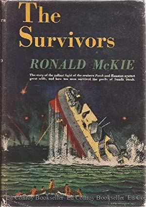 The Survivors: McKie, Ronald