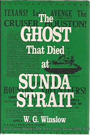 The Ghost That Died at Sunda Strait: Winslow, W.G.