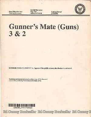 Gunner's Mate (Guns) 3 & 2 Navedtra 12442: Harris, L. S. GMC(SW)