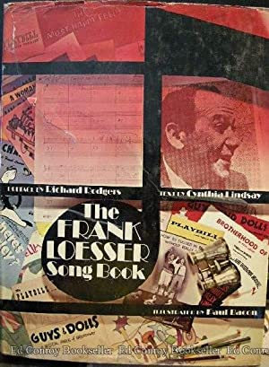 The Frank Loesser Songbook: Lindsay, Cynthia