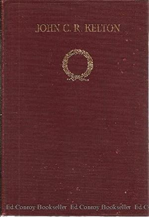 A Boy's Life 1911-1927: Kelton, John C. R. *Editor SIGNED/INSCRIBED!*