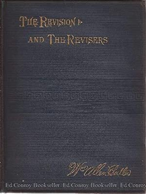 The Revision of the Statutes of The State of New York and The Revisers: Butler, William Allen