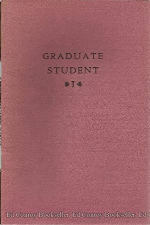 Graduate Student I Three Summer Quarters 1914-1915-1916: Millett, Fred B. *Author SIGNED/INSCRIBED!...