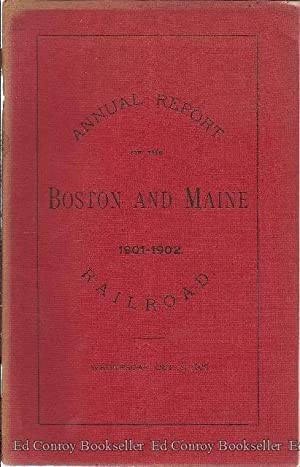 Sixty-Ninth Annual Report of The Directors of the Boston and Maine Railroad to The Stockholders, ...