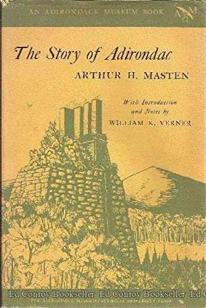 The Story of Adirondac: Masten, Arthur H.