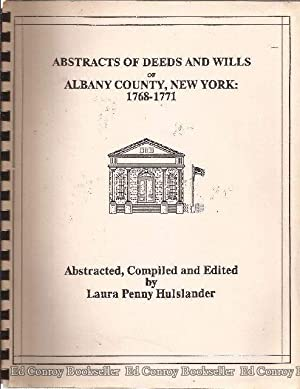 Abstracts of Deeds and Wills of Albany: Hulslander, Laura Penny,