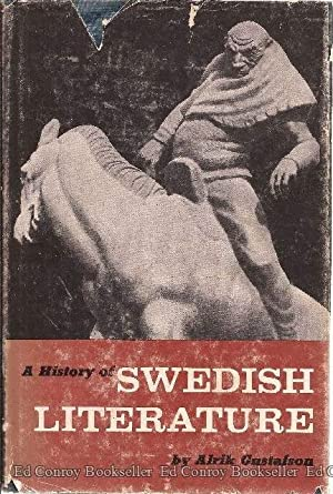 A History of Swedish Literature: Gustafson, Alrik