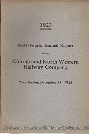 Sixty-Fourth Annual Report of the Chicago and North Western Railway Company: Finley, William (...