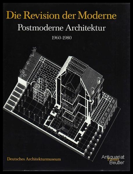 Moderne und postmoderne architektur von klotz heinrich zvab for Architektur 1960