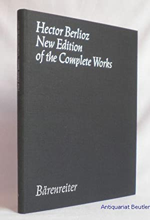 New edition of the complete works, vol. 9: Grande messe des morts. Edited by Jürgen Kindermann.