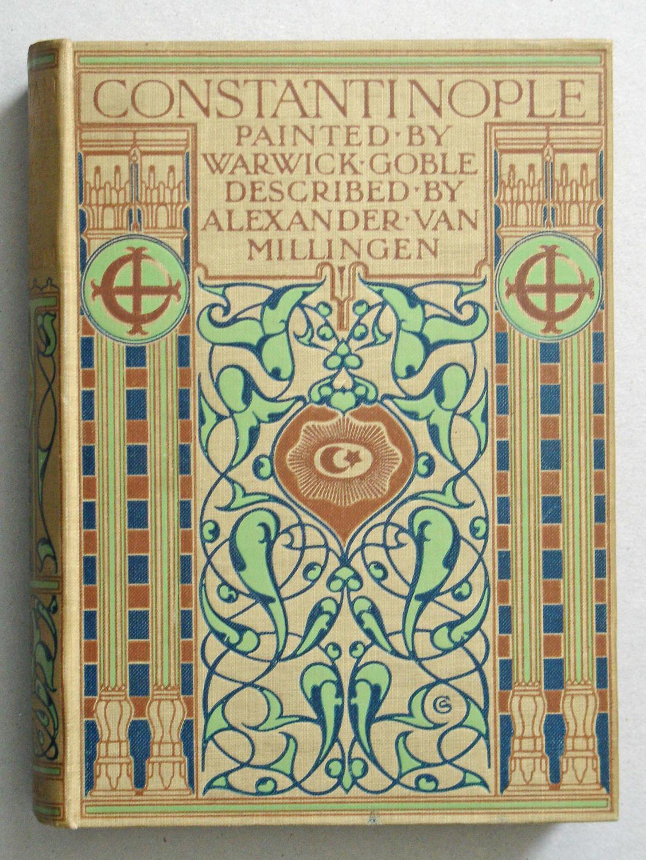 Constantinople by Van Millingen, Alexander: Very Good Hardcover ...