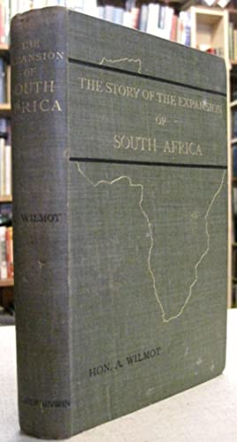 The Story of the Expansion of Southern Africa [South]