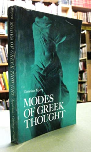 Modes of Greek Thought
