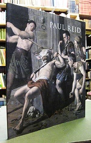 Paul Reid: REID, Paul &