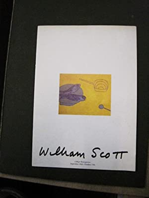 William Scott. A Major Retrospective: Tricha Passes(introduction)