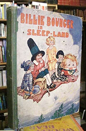 Billie Bouncer in Sleep-Land: Three Tales of: Oyler, Leslie M.