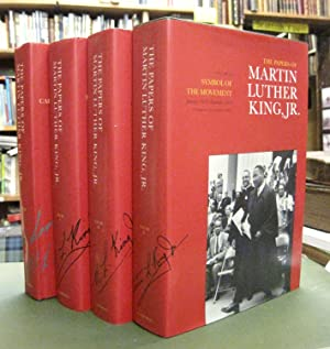 The Papers of Martin Luther King, Jr. Volumes I-IV January 1929-December 1958 (Called to Serve, R...