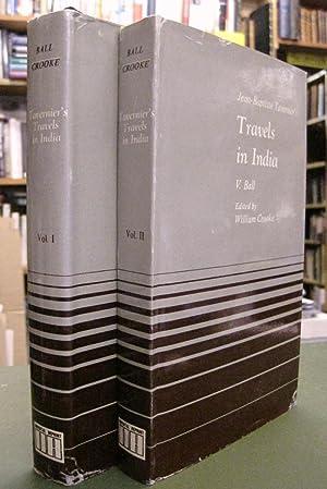 Travels in India: Tavernier, Jean-Baptiste (Baron