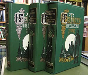 The Collected Stories of Leo Tolstoy (3 volume set)