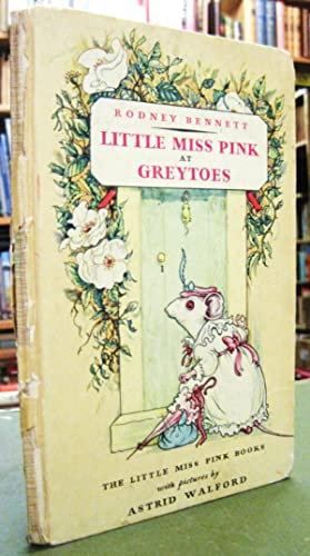 Little Miss Pink at Greytoes