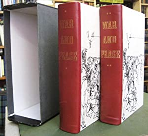 War and Peace (2 volume set)