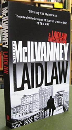 Laidlaw (Signed copy): McIlvanney, William